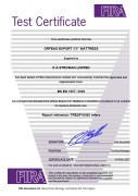 certificate orfeas